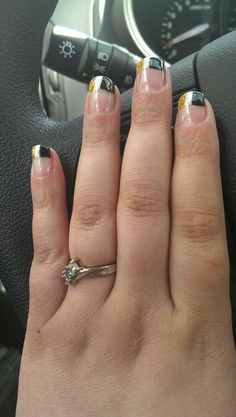 Pittsburgh penguins nails my style pinterest penguin nails pittsburgh penguin nails prinsesfo Choice Image