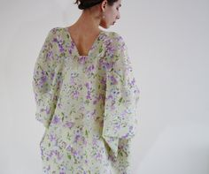 Veste Kimono par WildRoseAndSparrow