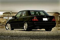 Mercedes-Benz C43 AMG W202 Black