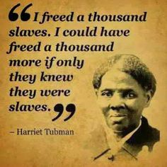 Harriet Tubman was an African-American abolitionist, humanitarian, & Union spy. Born into slavery, Tubman escaped and used the network of antislavery activists & safe houses known as the Underground Railroad to lead others to freedom. She later helped John Brown recruit men for his raid on Harpers Ferry, & in the post-war era struggled for women's suffrage. Near the end of her life, she lived in a home for elderly African Americans that she had helped found years earlier. (V)