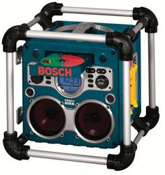 Tool Test: Bosch Power Box CD/Radio - Popular Woodworking Magazine