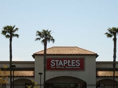 Staples, The Office Superstore, Camarillo CA