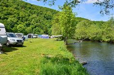 Camping am Wasser