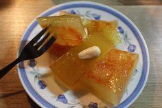 Γλυκό του κουταλιού καρπούζι για καλοκαίρι ή χειμώνα - Χρυσές Συνταγές Cantaloupe, French Toast, Fruit, Breakfast, Food, Morning Coffee, Essen, Meals, Yemek