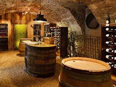 Weinkeller, Ziegel- und Gewölbekeller