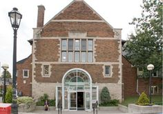 High Park Branch - Toronto Public Library  - Carnegie Library - exterior - Toronto Architecture.