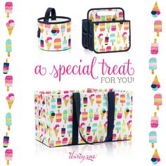 New Thirty-One print for July 2017! Join my VIP group @ www.facebook.com/groups/nicoleflyte for more fun!
