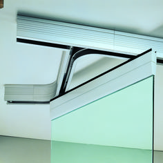 Sliding glass partition walls - Soundproof Movable Walls Estfeller