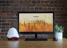 Introducing the Endless Mini #Desktop #Computer, an entire computer that fits in your hand.
