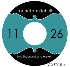 CD Labels for favors