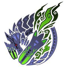 The original picture from: [link] Monster Hunter,Nintendo© / all rights reserved. Monster Hunter Memes, Monster Hunter 3rd, Jäger Tattoo, Tattoos, Monster Hunter 4 Ultimate, Hunter Tattoo, Hunter Logo, 3d Sketch, Fanart