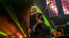 Sister Monica and Siervas are a Peruvian-based rock'n'roll band comprised entirely of nuns.