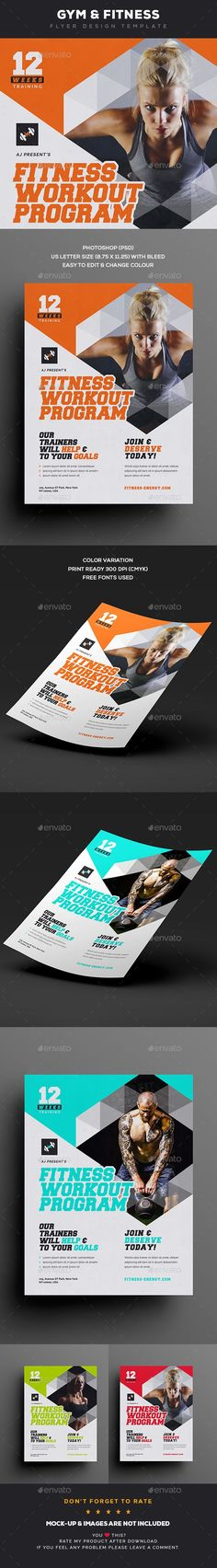321 best Sport Flyer Templates images on Pinterest | Event flyers ...