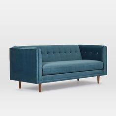"Bradford Sofa (66"") #westelm"