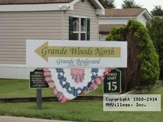 Grande Woods North Manufactured Home Community In Rio NJ Via MHVillage
