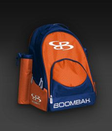 softball bag, im getting a blue and gold one for the bucks :)