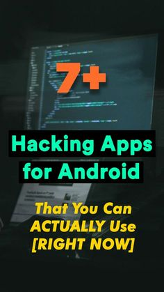 Android apps 728879520928026001 - Top, Best & most importantly, FREE useful hacking apps for Android for that ACTUALLY works & Zero BS. Tap the image above to become that guy in your group that everyone asks their advice for. Source by Hacking Apps For Android, Android Phone Hacks, Android Apps Best, Cell Phone Hacks, Smartphone Hacks, Android Box, Android Secret Codes, Android Codes, Phone Codes