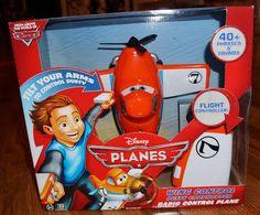 Disney Planes Wing Control Dusty Crophopper