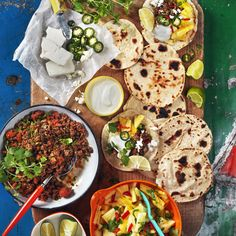 Tacos al pastor Mat, Chorizo, Tacos, Mexican, Ethnic Recipes, Food, Al Pastor, Essen, Meals
