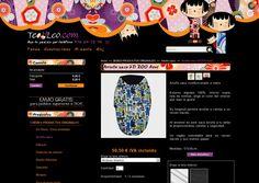 Programación y diseño de la tienda online de bebe TeoyLeo. #Idenet #diseño_web #marketing_online #tienda_online http://www.idenet.net/portfolio-item/tienda-online-teoyleo?utm_campaign=portfolio&utm_medio=social&utm_source=pinterest