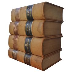 Leather Lawyer Books