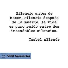 Frase de Isabel Allende
