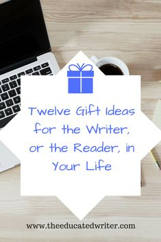 Are you looking for the perfect gift idea for the writer, or the reader, in your life? Do you want to treat yourself? I've browsed Amazon, and other websites, to find a few of my favorite items. Full disclosure: I am an affiliate of Amazon, so I might earn a small commission for referring you to th