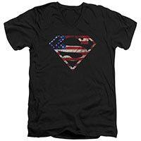 """Superman """"Super Patriot"""" Hoodie - Adult & Youth"""