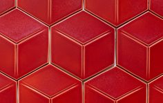 hexline moss modern dimensional contemporary wall tile