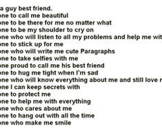 reasons to have a guy best friend - Google Search