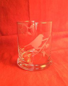 Bird candleholder by Anna Dewell Designs