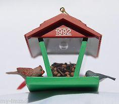 Bird Feeder Ornaments