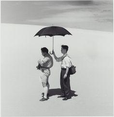 undr: Shōji Ueda Paysages de dunes, 1970