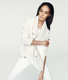 Joan Smalls for Studio.W - Winter '14. Exclusive to Woolworths.