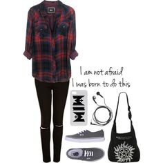 Untitled #175 by izzy-the-fun on Polyvore featuring polyvore, fashion, style, Topshop, Vans and J.Crew
