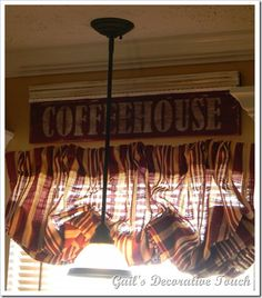 DIY Vintage Coffee House sign (or any saying!) - Love this-- would look great on my kitchen wall Kitchen On A Budget, Kitchen Redo, New Kitchen, Kitchen Remodel, Kitchen Themes, Kitchen Signs, Kitchen Colors, Kitchen Ideas, Rustic Kitchen Decor