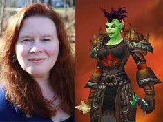 """World of Warcraft""-playing candidate: ""I'm a real person"" #gamer #gaming #RPG"
