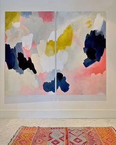 Díptico FS. 180x150 encargo de la arquitecto @teresa.olea para un proyecto de decoración. . . . . #abstractart  #arte #arteabstracto #abstracto  #art #decoracion #decor #interiorismo #interiordesign #interior  #cuadrosporencargo