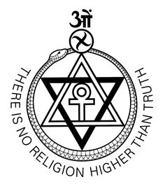 Theosophy: a occult movement originating in the 19th century with roots that can be traced to ancient Gnosticism and Neoplatonism. There is an emphasis on mystical experience. Theosophical writers hold that there is a deeper spiritual reality and that direct contact with that reality can be established through intuition, meditation, revelation, or some other state transcending normal human consciousness.