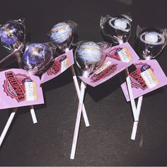 #vintageconfections #lollipops #japan #planetlollipop #galaxylollipop #sweet