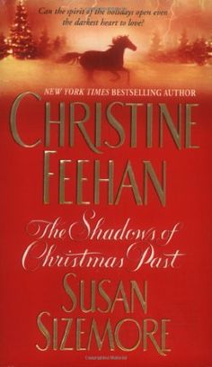 """The Shadows of Christmas Past. Love and magic triumph over evil in two sizzling holiday novellas. CHRISTINE FEEHAN """"Rocky Mountain Miracle"""" When Cole Steele, a womanizer rumored to have killed his father, meets Maia Armstrong, a veterinarian rumored to practice magic, the sparks that fly could melt all the snow on his Wyoming ranch. And when an injured horse brings them together, Cole can't help but believe that Maia casts spells on animals and men. What else could explain the burning…"""