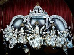South Kolkata Durga Puja Images