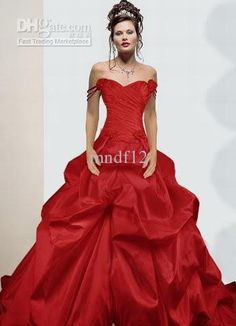 69092bad6d1 2014 New Black Taffeta Sexy Wedding Dress Ball Gown Size 6 8 10 12 14 16 18