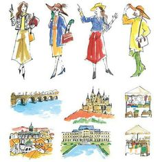 https://flic.kr/p/yB35rL | おしゃれな#マダム たちや、#ヨーロッパの町並み などたくさん描きました! I drew a ton of #illustrations for #stylish #madames and #european #landscapes !  #日本橋三越 #マダムスタイルフェスタ #nihonbashimitsukoshi #madamestylefesta #watercolor #fashion #women #windpress71 #chiakimori #森千章