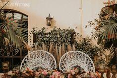 Rustic Bohemian Wedding Theme | ElegantWedding.ca Wedding Shoot, Boho Wedding, Dream Wedding, Old San Juan, Wedding In Puerto Rico, Wedding Minister, Indoor Wedding Receptions, Bohemian Wedding Decorations, White Wedding Gowns