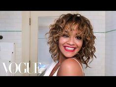 How Rita Ora Does Day-to-Night Bombshell Beauty | Vogue #RitaOra