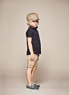 Cool Awesome Children's Clothing | IKKS Boy's Fashion | Summer 2014 Looks