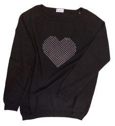 30214-110 / Colour: Black / Silver / Brand: herzensangelegenheit / Size: 36, 40, 42, 46 ***100% Cashmere #musthave
