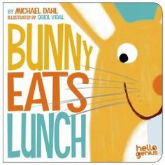 July 7 & 8, 2015. Bunny eats some crunchy carrots and celery, and some not-so-crunchy mashed potatoes for lunch.