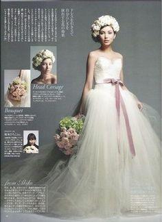 2回目打合せ②-1 テーブル装花 の画像|Jasmine's Palace Wedding - パレスホテルの花嫁 -